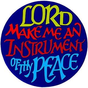 Instrument of your peace