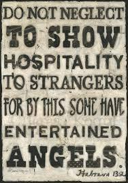 Hospitality angels