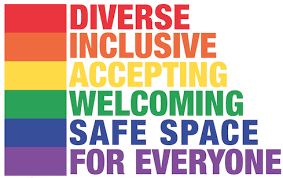 safe space for everyone