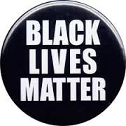 Black Lives button