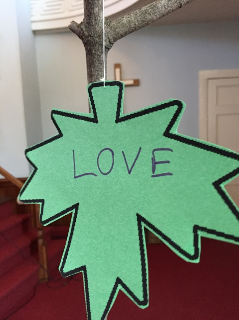 Kindness tree 1